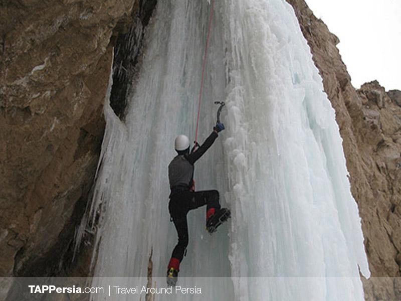 Eskandar Waterfall - Tabriz - Iran