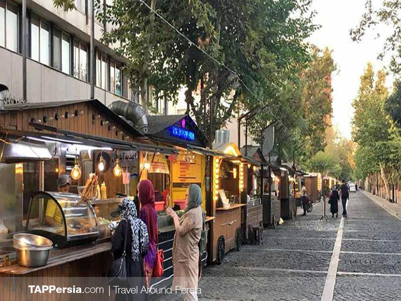 30th Tir Street Food - Tehran - Iran