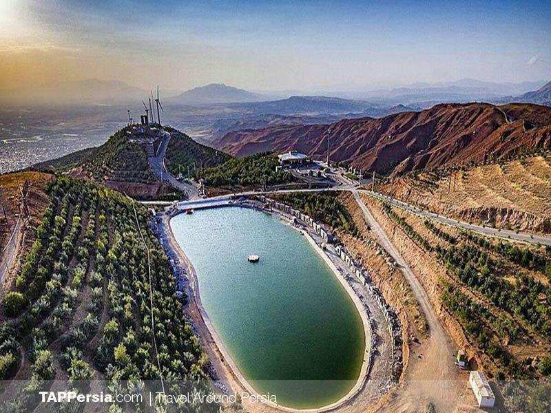Eynali Mountain - Tabriz - Iran