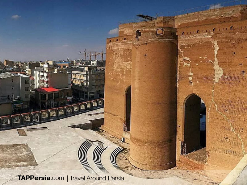 Arg-e Alishah - Tabriz - Iran