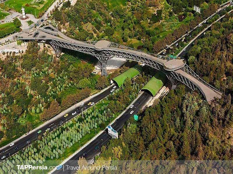 Tabiat Bridge - Tehran - Iran