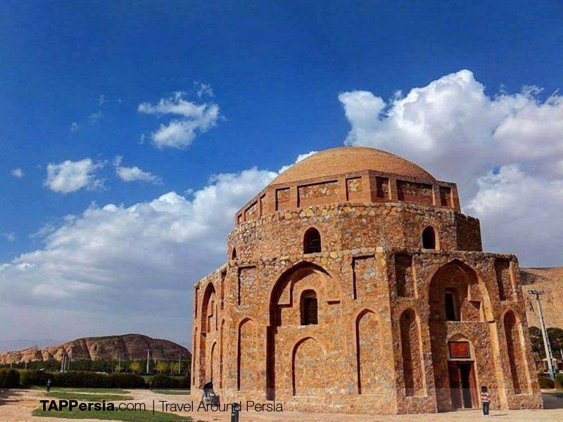 Jabaliyeh Dome - Kerman - Iran