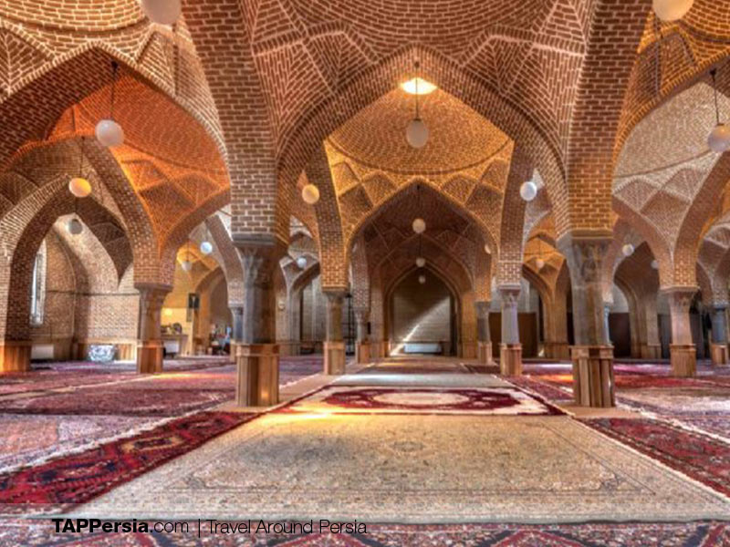 Tabriz Jameh Mosque - Iran