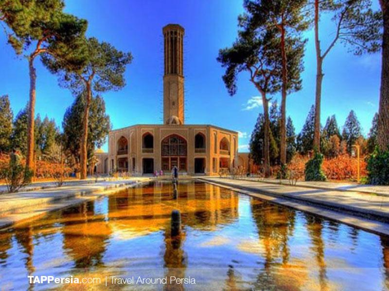 Yazd - Dowlatabad Garden