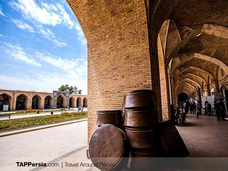 Kerman Bazaar - Kerman - Iran