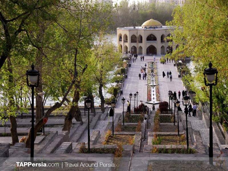El Goli Park - Tabriz - Iran