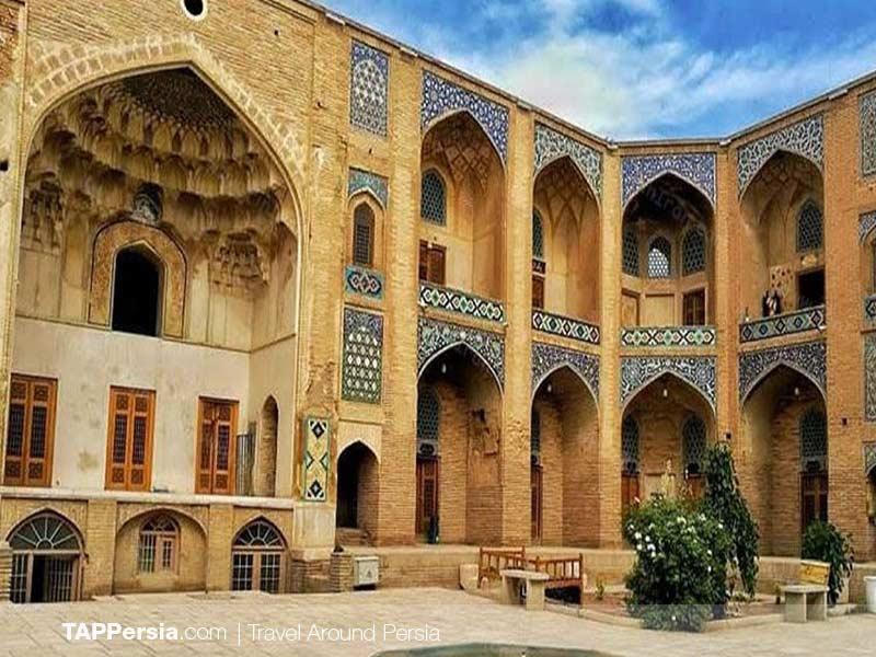 Ganjali Khan Mosque - Kerman - Iran