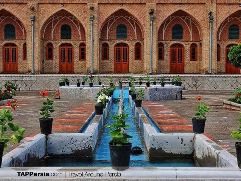 Khanat Caravanserai - Tehran - Iran