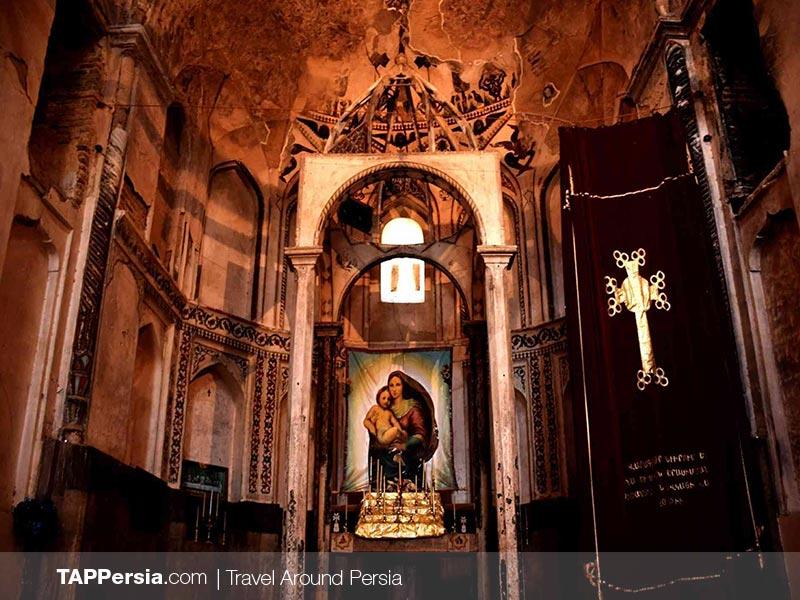 Monastery of Saint Stepanos - Iran