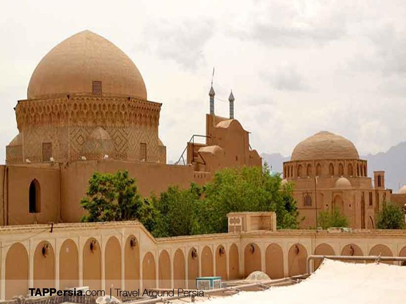 Yazd - Alexander's Prison