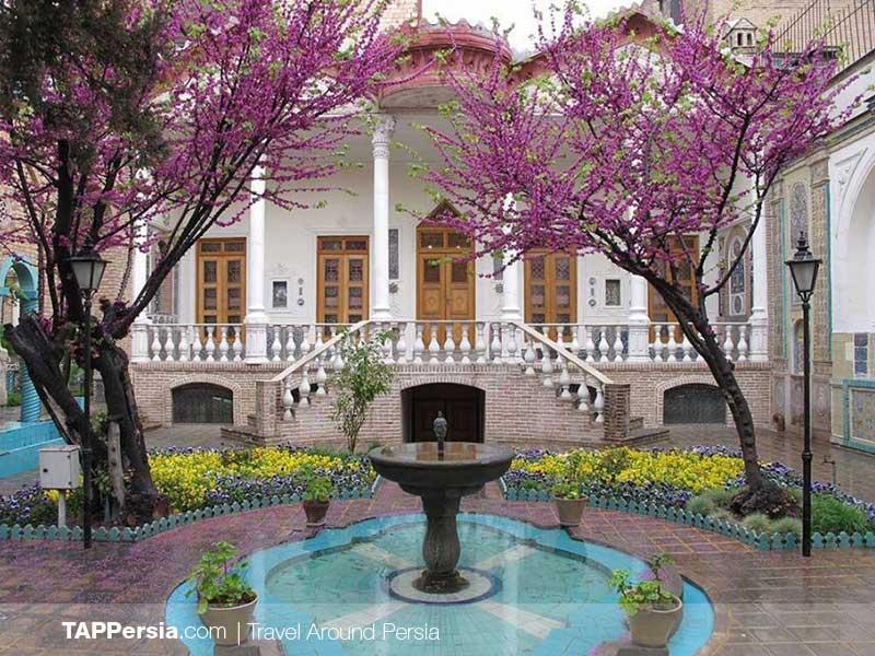 Moghadam Museum - Tehran - Iran