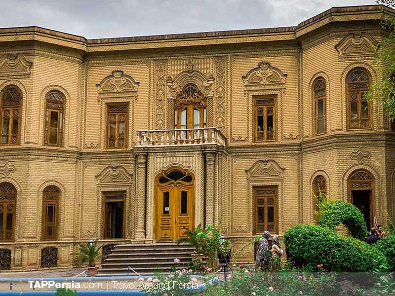 Abgineh Museum - Tehran - Iran