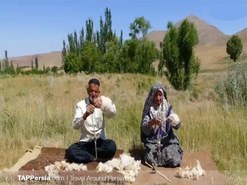 Azeran Village - Kashan - Iran