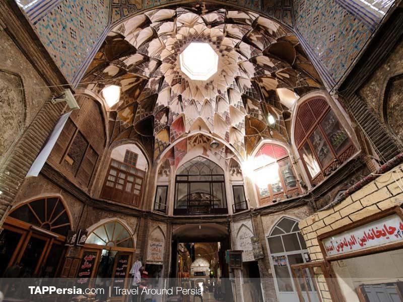 Traditional Bazaar - Kashan - Iran