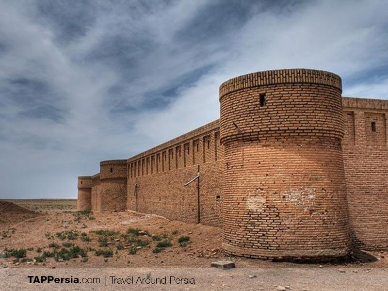 Maranjaab Caravanserai - Kashan - Iran
