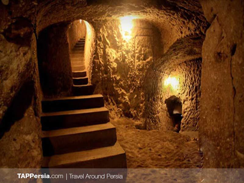 Niasar Cave - Kashan - Iran