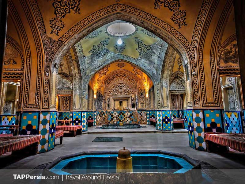 MirAhmad Bathhouse - Kashan - Iran