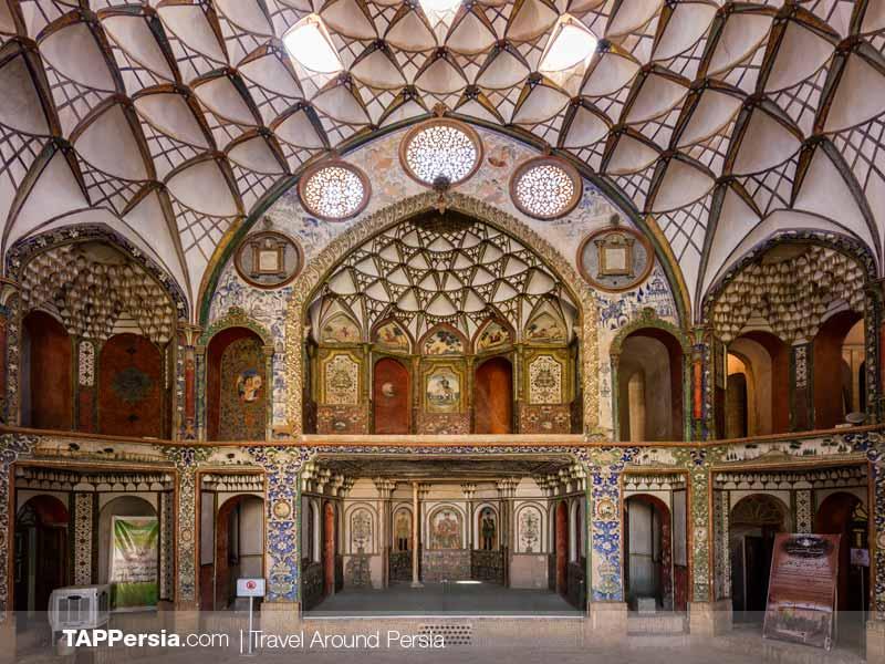 Borujerdiha House - Kashan - Iran