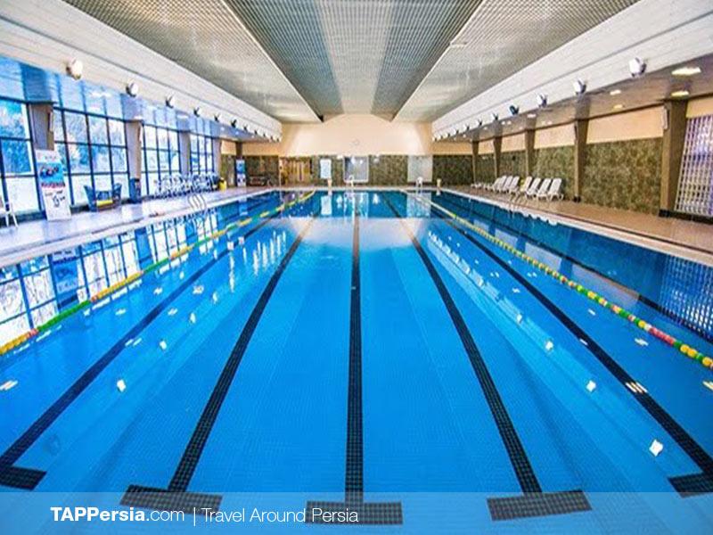 Enghelab Sports Complex - Tehran - Iran