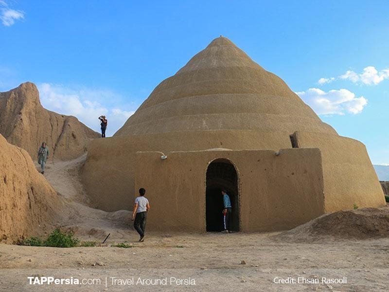 Jalali Castle - Kashan - Iran