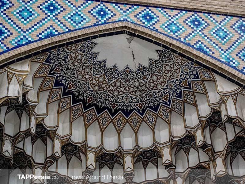 Mir Emad Mosque - Kashan - Iran