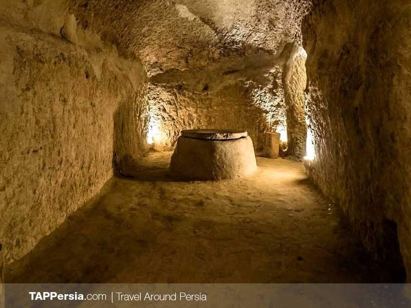 Noushabad Underground City - Kashan - Iran