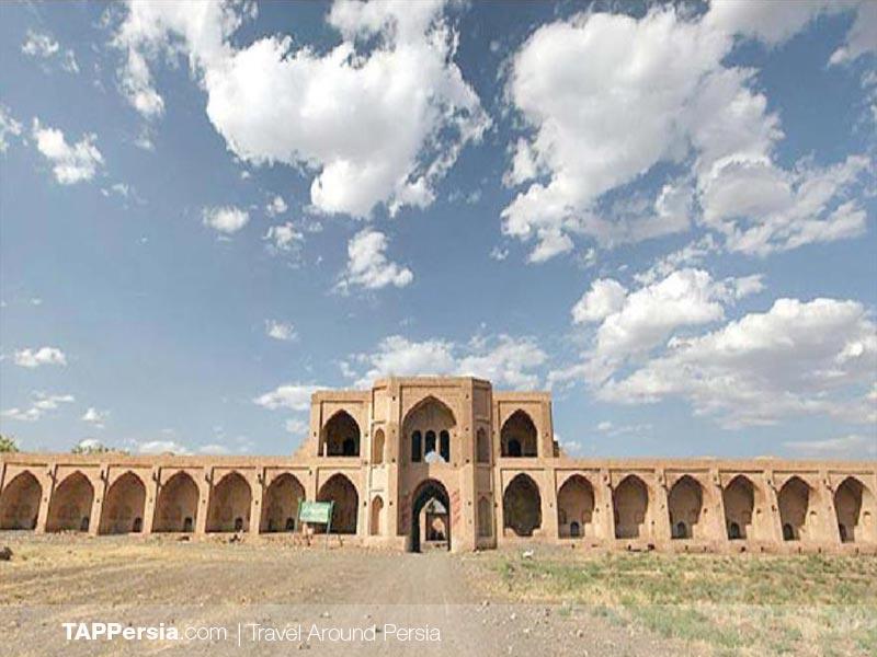 San San Caravanserai - Kashan