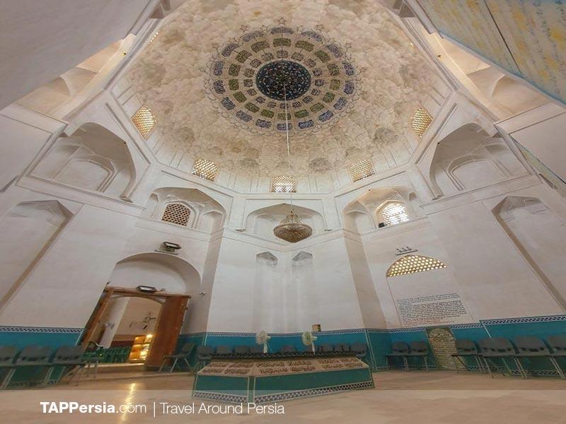 Tomb of Khajeh Tajuddin - Kashan - Iran
