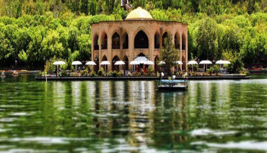 El Goli - Tabriz - Iran