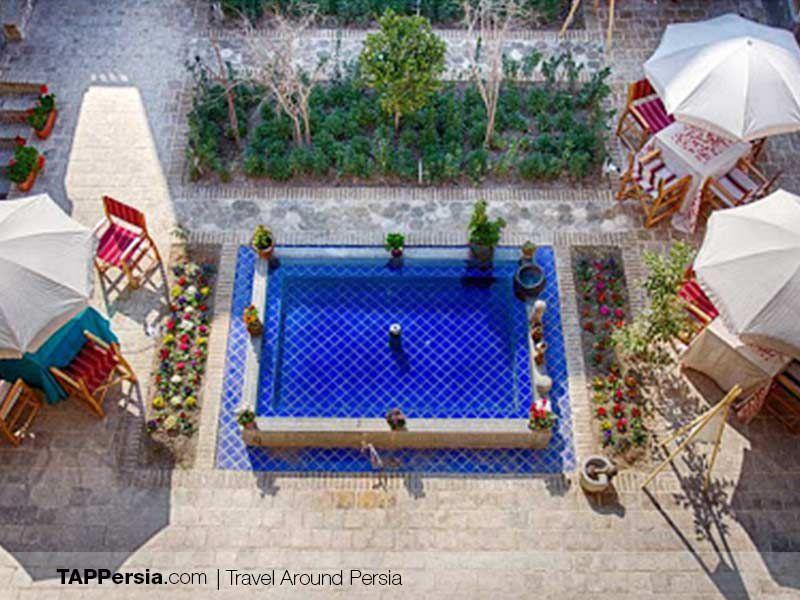 Safavi House – More than a Simple Cafe