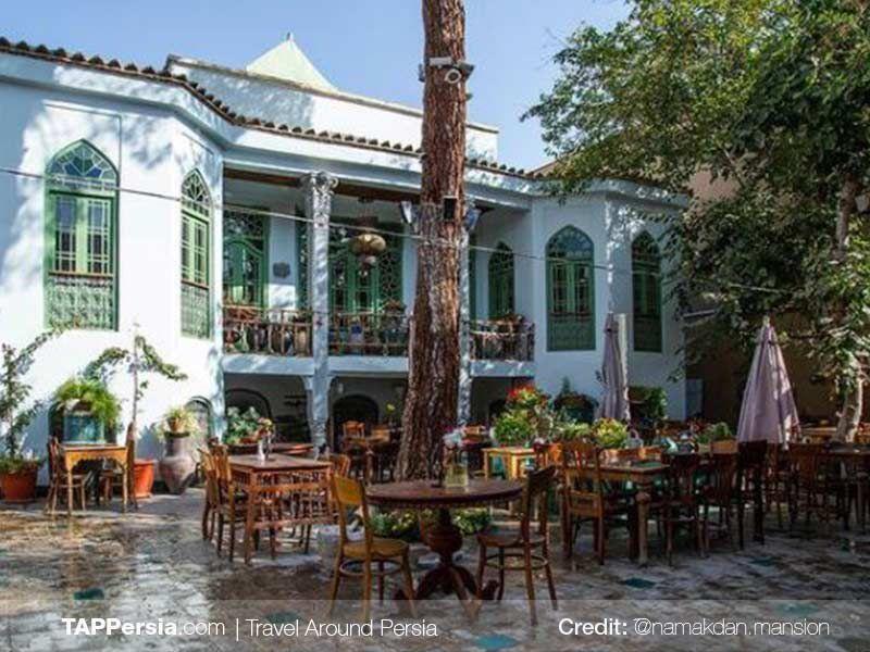 Namakdan Mansion – A Mesmerizing Cafe & Restaurant