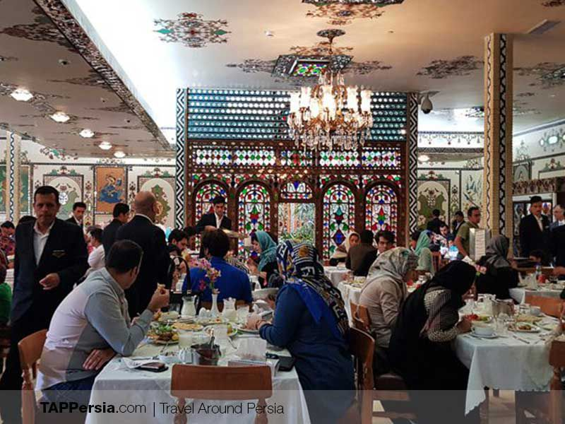 Isfahan Best Restaurants
