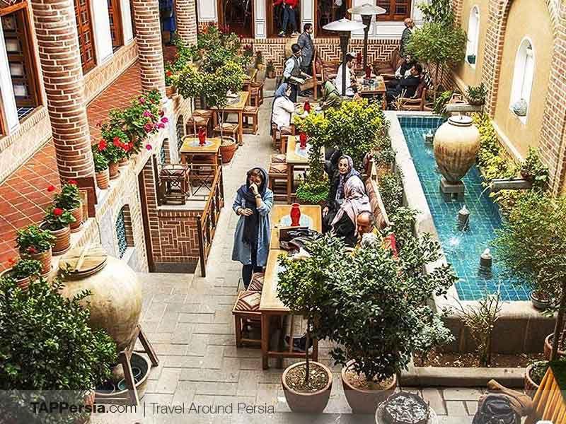 Traditional Tea Houses