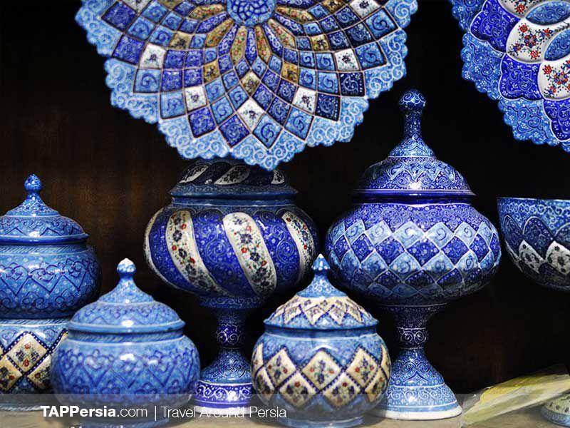 Minakari (Vitreous Enamel) – The Great Persian Art