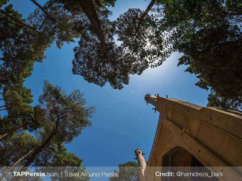 Monar Jonban – Shaking Minarets of Isfahan