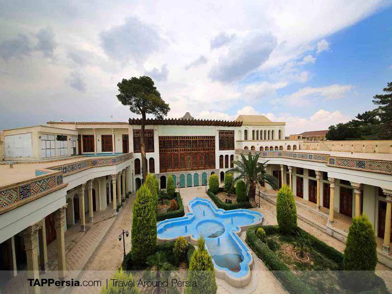 Moshir-al-molk Historical House