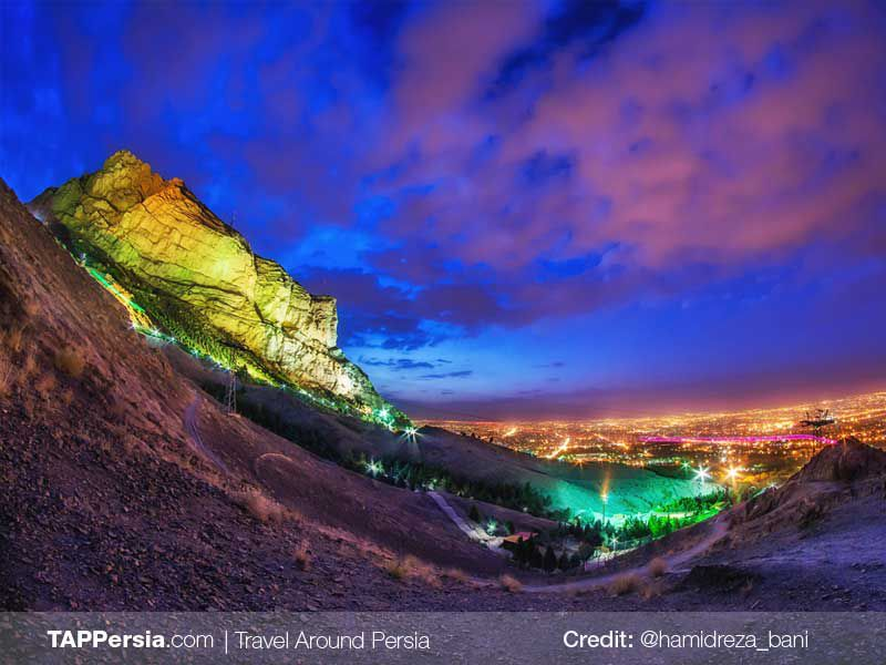 Soffeh Mountain – A Picturesque View of Isfahan